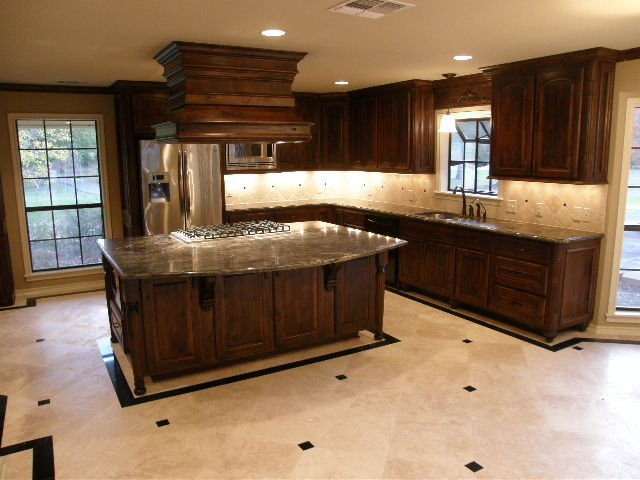 Finest Stained Alder Cabinets With