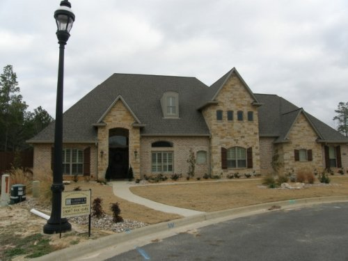 Liebrum construction and mike liebrum realty nacogdoches tx for Brick and stone elevations