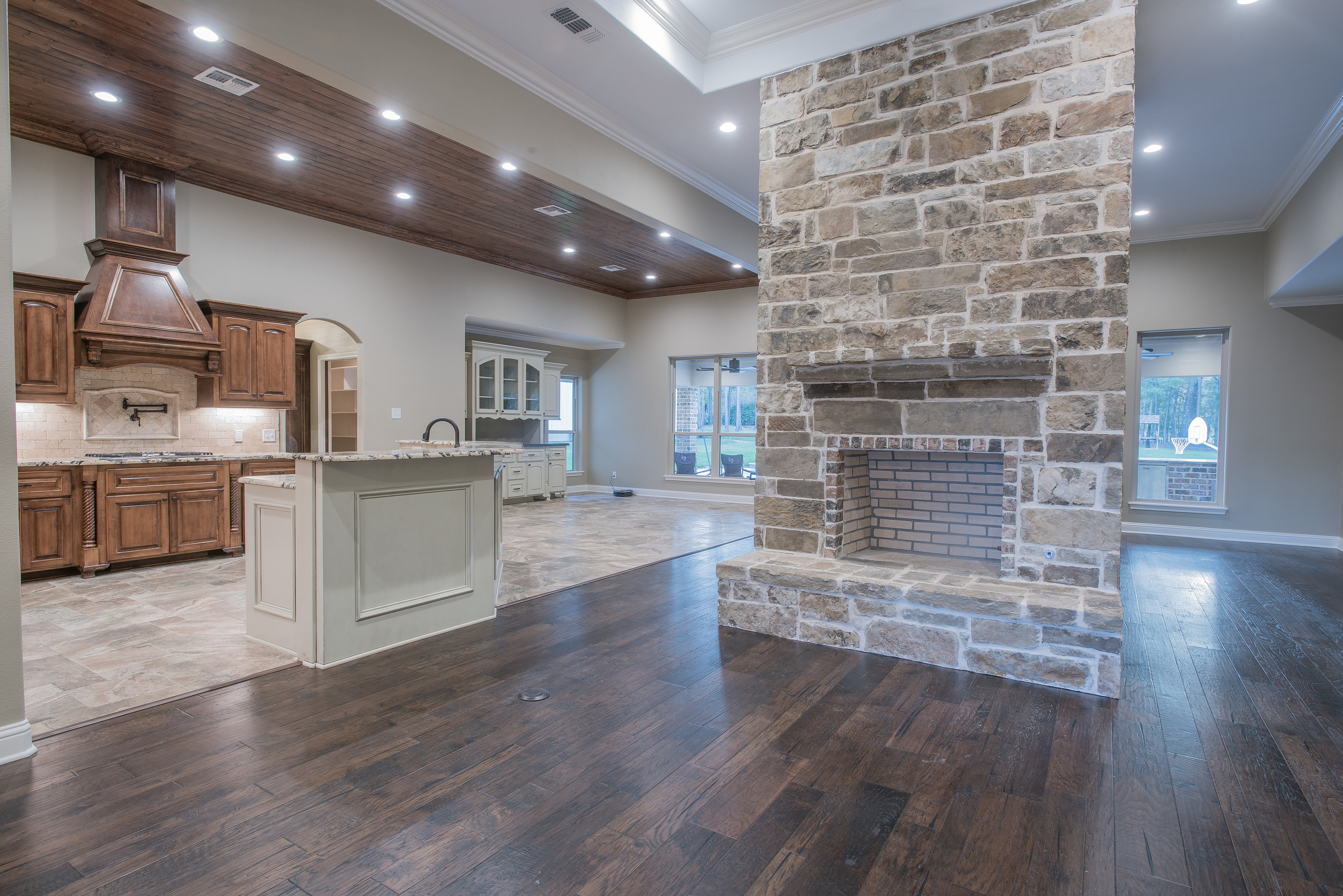 Open Concept #hearthroom